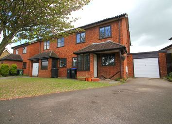 Thumbnail 3 bed semi-detached house to rent in Withycroft, George Green, Langley, Buckinghamshire