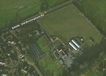 Thumbnail Land to let in Firs Farm, Old Birmingham Road, Marlbrook, Bromsgrove