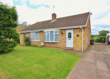 Thumbnail 3 bed bungalow to rent in Dane Avenue, Thorpe Willoughby, Selby