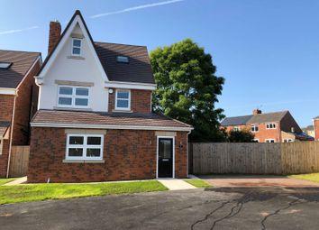 Thumbnail 4 bed detached house for sale in Monkton Dene Park, Jarrow