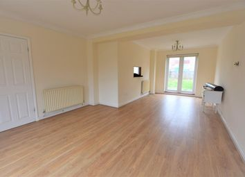 Thumbnail 3 bed detached house to rent in Fields Park Crescent, Romford