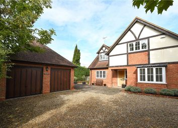 Thumbnail 4 bed detached house for sale in Watersplash Lane, Warfield, Bracknell