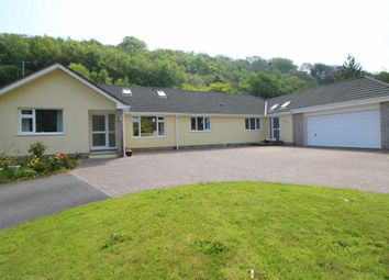 Thumbnail 8 bed detached bungalow for sale in Sterridge Valley, Berrynarbor, Ilfracombe