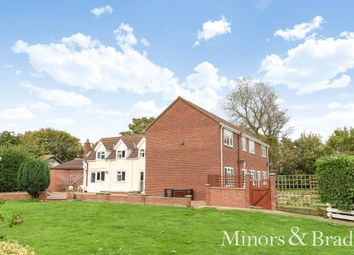 Thumbnail 5 bed detached house for sale in California Road, California, Great Yarmouth