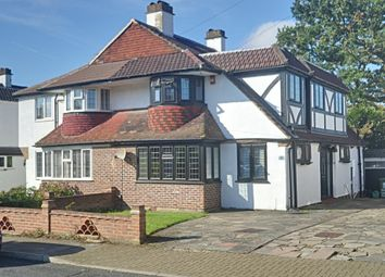 Thumbnail 3 bed semi-detached house for sale in Oaklands Close, Petts Wood, Orpington, Kent