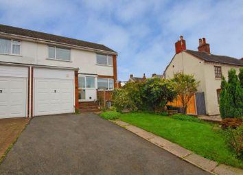 Thumbnail 3 bed semi-detached house for sale in Stourbridge Road, Fairfield, Bromsgrove
