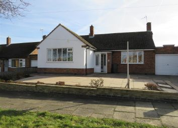 Thumbnail 2 bed bungalow to rent in Newhaven Road, Leicester
