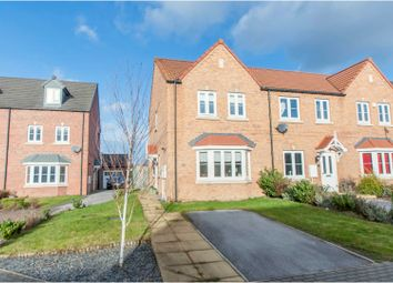 Thumbnail 3 bed town house for sale in Almond Croft, Barnsley