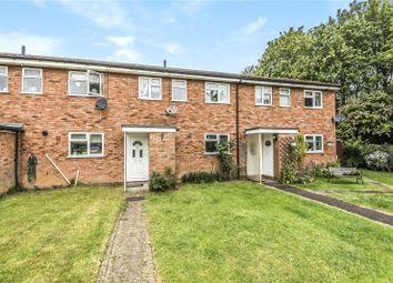Thumbnail 3 bed terraced house for sale in Longcroft Road, Kingsclere, Newbury, West Berkshire