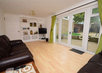 Thumbnail 4 bed terraced house for sale in Wisden Road, Stevenage, Hertfordshire