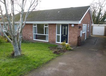 Thumbnail 2 bed bungalow to rent in Wyebank Road, Tutshill, Chepstow
