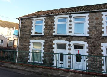 Thumbnail 3 bed end terrace house for sale in Torlais Street, Newbridge, Newport