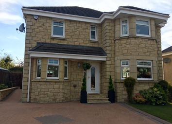 Thumbnail 5 bed detached house for sale in West Benhar Road, Harthill, Shotts