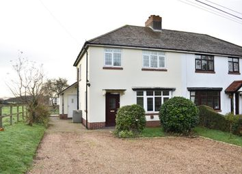 Thumbnail 3 bedroom semi-detached house for sale in Llandevaud, Newport