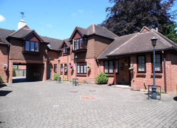 Thumbnail 1 bed flat to rent in St Lawrence Court, High Street, Chobham, Surrey