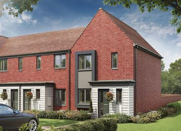 """Thumbnail 3 bedroom end terrace house for sale in """"The Hanbury"""" at Eclipse, Sittingbourne Road, Maidstone"""