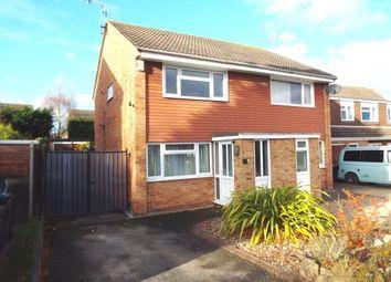 Thumbnail 2 bed semi-detached house for sale in Eastcote Avenue, Bramcote, Nottingham, Nottinghamshire