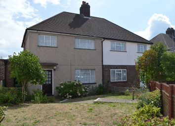 Thumbnail 3 bed semi-detached house for sale in Plumpton Avenue, Hornchurch