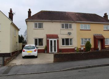 Thumbnail 3 bed semi-detached house for sale in Gerymannydd, High Street, Ammanford