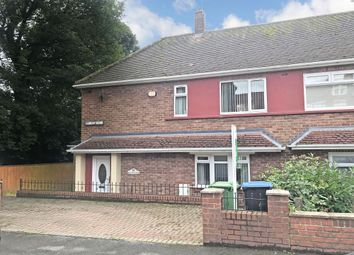 Thumbnail 2 bed semi-detached house for sale in Eamont Road, Ferryhill