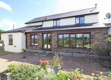Thumbnail 3 bed detached house for sale in Hatherleigh, Okehampton