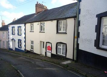 Thumbnail 2 bed terraced house for sale in 6 Lower Meddon Street, Bideford, Devon