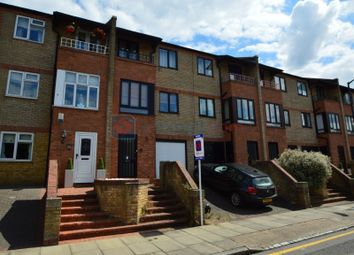 Thumbnail 4 bedroom town house for sale in Saunders Ness Road, London