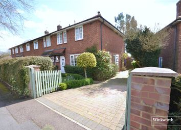 Thumbnail 3 bed end terrace house for sale in Alban Crescent, Borehamwood, Hertfordshire