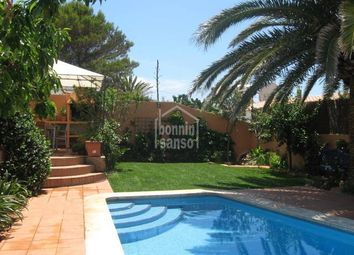 Thumbnail 4 bed villa for sale in Calan Porter, Alaior, Balearic Islands, Spain