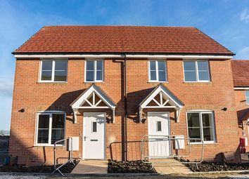 Thumbnail 2 bed terraced house for sale in Plots 3, 7, 25 & 26, Alder View, Hill Mead, Harwell, Oxfordshire