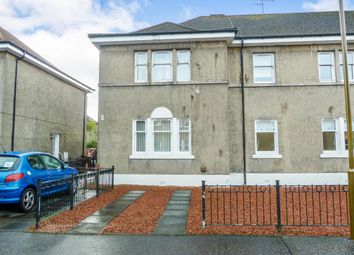 Thumbnail 4 bedroom flat for sale in Keir Avenue, Stirling