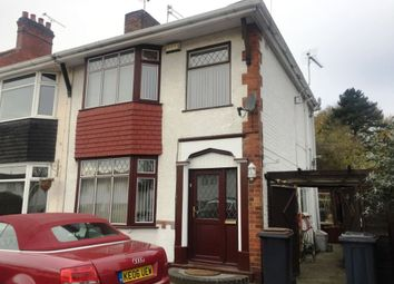 Thumbnail 3 bed semi-detached house for sale in Bucks Hill, Nuneaton