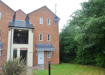 Thumbnail 1 bed flat for sale in Hindley View, Rugeley