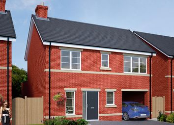 """Thumbnail 3 bed detached house for sale in """"The Morton"""" at Browney Lane, Browney, Durham"""