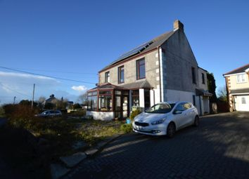 Thumbnail 4 bed detached house for sale in Higher Fraddon, St. Columb, Cornwall