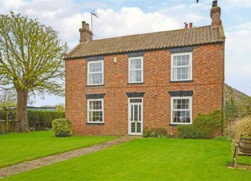 Thumbnail 4 bed detached house for sale in Beeford Road, Skipsea, East Yorkshire
