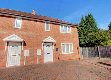 Thumbnail 2 bed semi-detached house for sale in Bentley Road, Exhall, Coventry