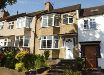 Thumbnail 3 bed terraced house for sale in Sherwood Road, Coulsdon