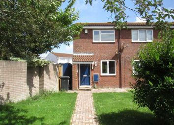 Thumbnail 2 bedroom end terrace house to rent in Frobisher Close, Burnham-On-Sea, Somerset