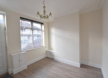 Thumbnail 2 bed terraced house to rent in Garnett Road East, Porthill, Newcastle Under Lyme