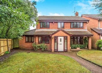 Thumbnail 4 bedroom detached house for sale in Longleat Drive, Milking Bank, Dudley