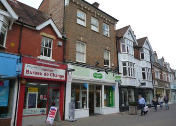 Thumbnail Retail premises for sale in West Street, Horsham