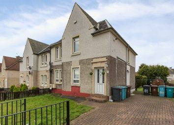 Thumbnail 2 bedroom flat for sale in Dykehead Road, Bargeddie, Glasgow