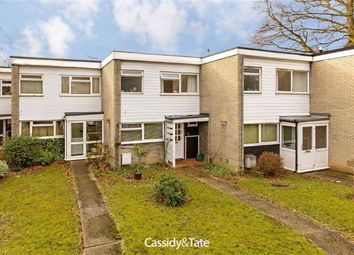 Thumbnail 3 bed terraced house for sale in Salisbury Avenue, St Albans, Hertfordshire