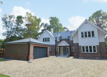 Thumbnail 5 bed detached house for sale in Heath Ride, Finchampstead