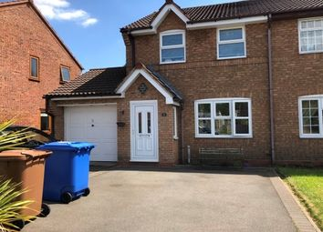 Thumbnail 3 bed property to rent in Coulson Close, Burntwood