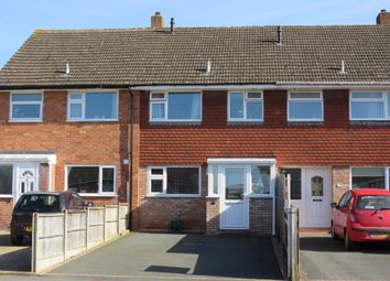 Thumbnail 3 bed terraced house for sale in Carroll Avenue, Hereford