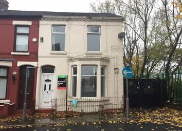 Thumbnail 3 bed end terrace house for sale in 95 Tiverton Street, Wavertree, Liverpool