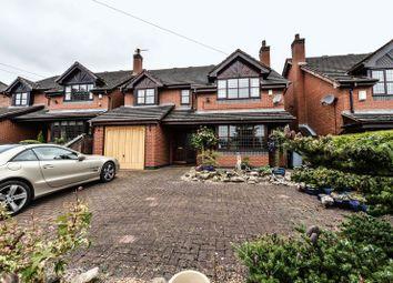 Thumbnail 4 bed detached house for sale in Bridge Street, Wybunbury, Nantwich