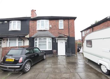 Thumbnail 3 bedroom semi-detached house for sale in Holmcroft Road, Manchester